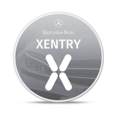 Benz Xentry DAS